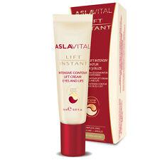 Gerovital AslaVital occhi labbra LiftInstant35 anti age aging età rughe wrinkle