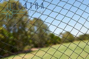 Anti Bird Netting - Black - UV Treated - 5m x 5m - Fruit Tree Net - FREE SHIP