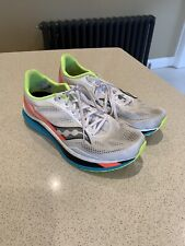 Saucony Endorphin Pro Carbon Plated Running Shoes UK 9.5