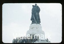 1950s red border kodachrome Russian War Monument #3 Berlin Germany   BER2
