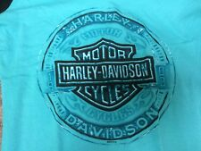 Harley-Davidson Women's TShirt Long Sleeve