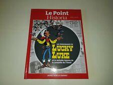 LE POINT HISTORIA Hors série : LES PERSONNAGES DE LUCKY LUKE  Ed 2013
