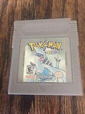 Pokemon Silver Version Game Boy Color