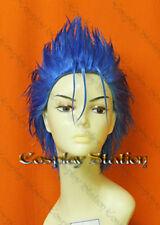 Bleach Grimmjow Blue Cosplay Wig_wig387