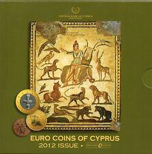 SÉRIE EURO BRILLANT UNIVERSEL (BU) - CHYPRE 2012