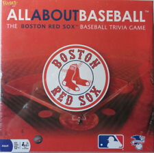 NEW Boston Red Sox Trivia Game 2009 All About Baseball Family 12+