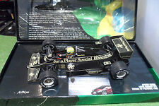 F1 LOTUS RENAULT 97T AYRTON SENNA WINNER 1985 PORTUGAL 1/18 MINICHAMPS 540851892