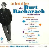 BURT BACHARACH the look of love - the collection (2X CD) best of, greatest hits