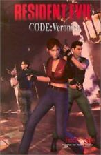RESIDENT EVIL CODE VERONICA BOOK ONE By Lee Chung Hing **BRAND NEW**