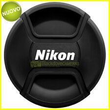 Nikon LC-77 tappo copriobiettivo anteriore 77mm.  ORIGINALE. LC77 lens cover.