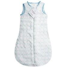 Baby Sleep Sack Long Sleeves Wearable Fleece Blanket 12-18 Months Homemade Green Nursery Bedding