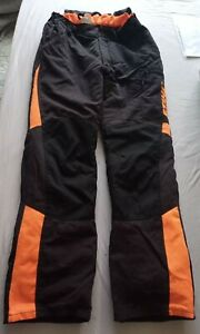 Stihl chainsaw trousers small