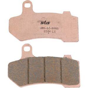 SBS - 830H.LS - Street Excel Sintered Brake Pads Harley-Davidson Street Rod VRSC