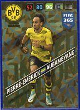 "Pierre-E. Aubameyang (Dortmund) Panini FIFA365 Saison 2018  ""LIMITED EDITION"""