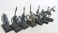 Warhammer Tomb Kings Vampire count skeletons army lot mounted deadwalkers AOS