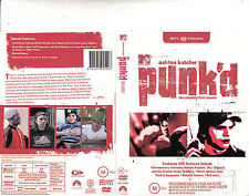 Punk'd-2003/15-TV Series USA-[The Complete First Season:2 Disc]-DVD