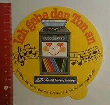 Autocollant/sticker: Brinkmann je donne le ton à (090916196)