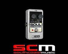 ELECTRO HARMONIX Soul Preacher Compressor Pedal Bass Electric Guitar Effects FX
