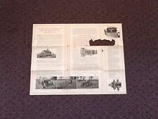Nilson Farm Tractor Brochure Nilson Farm Machine Co. Minneapolis Minnesota