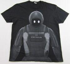 WINK ROBOT BUTLER Smart App For Smart Homes Souvenir T Shirt Size XL