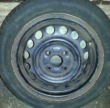 """Cerchio ferro gomma 14 14"""" Oppure 13"""" ruota Opel corsa astra etc cerchi ruota"""