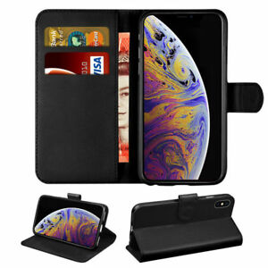 FLIP WALLET PU LEATHER MAGNETIC CASE STAND COVER FOR APPLE IPHONE 11 12 PRO MAX