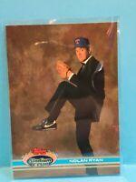 1991 Stadium Club Baseball Nolan Ryan Card #200 Tuxedo Texas Rangers HOF NM/Mt
