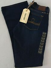 NWT Women's Lucky Brand Denim Cotton Jeans Sofia Boot 27 (4) X 32 MSRP $119