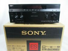 Sony STR-DA3300ES AV Stereo Receiver HDMI XM DTS Dolby New other original box