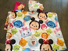 Disney Tsum Tsum Full Sheet Set 3 Pieces