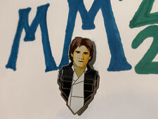 Star Wars Celebration Anaheim 2020 Han Solo Pin A New Hope Mystery 2 pack