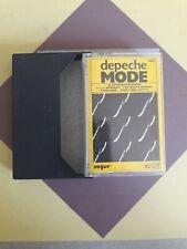 Rare Depeche Mode k7 tape cassette blasphemous rumours and live vogue France