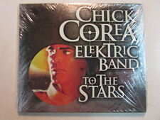 CHICK COREA ELEKTRIC BAND TO THE STARS 17 TRK 2004 CD JAZZ FUSION POST-BOP NEW