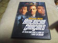 "DVD ""AMERICAN DRAGONS"" Michael BIEHN, Joong-Hoon PARK"