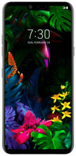 LG G8 ThinQ - 128GB - Gray Unlocked from Sprint Clean ESN - Light SBI