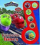 Chuggington: Traintastic Tunes: Play-a-Sound (Play-a-song: Chuggington)