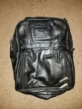 United way Leather Seville Bag Satchel Small Handbag Tablet messenger Bag unisex