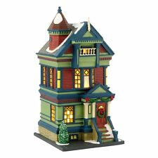 Department 56 - Christmas in the City - 755 Pacific Heights (4036494)