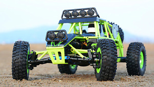 WLtoys 12428 RC Car 4WD 1/12 2.4G 50KM/H High Speed