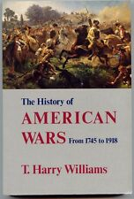The History of American Wars: From 1745 to 1918 SC Book