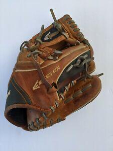 "MAKO Easton EMK1150 RH Glove Baseball 11.5"" Hyperlite Pro Infield Excellent"