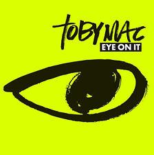 Toby Mac - Eye On It CD 2012 Forefront   EMI  solo DC Talk * NEW * STILL SEALED*