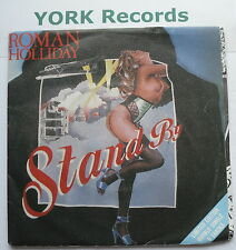 """ROMAN HOLLIDAY - Stand By *DOUBLE PACK*  - Excellent Con 7"""" Single JIVEG 31"""