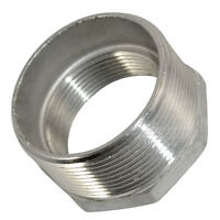 """2""""Male x 1 1/2""""inch female Stainless Steel threaded Reducer Bushing Pipe Fitting"""
