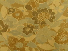 Crypton® Concertex Zenus Villandry Patina Modern Floral  Upholstery  Fabric