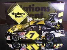 Michael Waltrip #7 Nations Rent 2000 Chevrolet Monte Carlo RCCA 1 of 1,008 Made