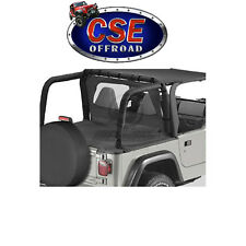 Jeep Wrangler TJ 1997-1999 80030-15 Bestop Black Denim Wind Jammer