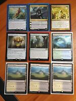 17 CARD MAGIC THE GATHERING MYTHIC AND RARE LOT - MTG COMMANDER MUST SEE! 🔥🔥