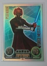 Star Wars Force Attax Serie 1 Nr. 175 PLO KOON 81/76  Topps