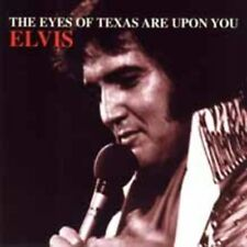 Elvis Presley - The Eyes Of Texas Are Upon You - CD - New Original Mint